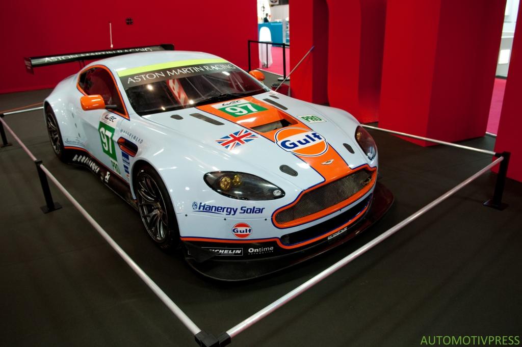 Aston Martin Racing Vantage LM GT
