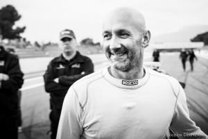 GT Tour 2014 - Circuit du Castellet Paul Ricard - Fabien Barthez