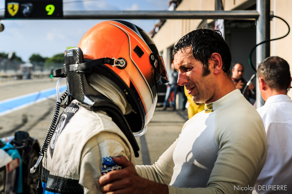 GT Tour 2014 - Circuit du Castellet Paul Ricard - Soheil Ayari