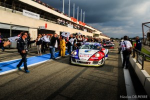 GT Tour 2014 - Circuit du Castellet Paul Ricard - IMSA Performance Porsche 911 GT3 R