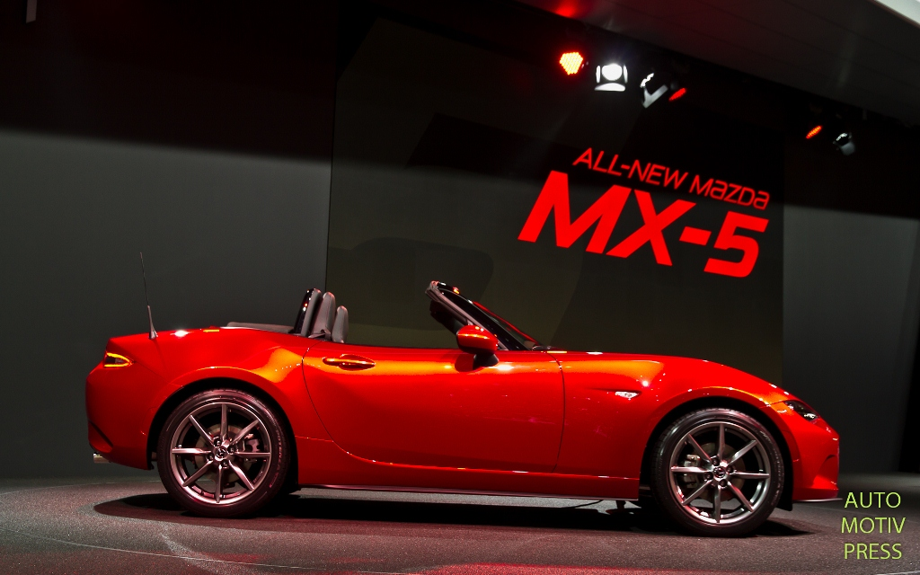 Mazda MX-5 (4ème génération type ND)