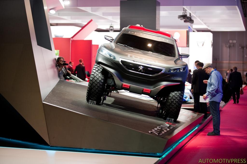 Peugeot DKR Concept