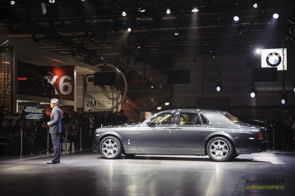 Rolls Royce Phantom Metropolitan