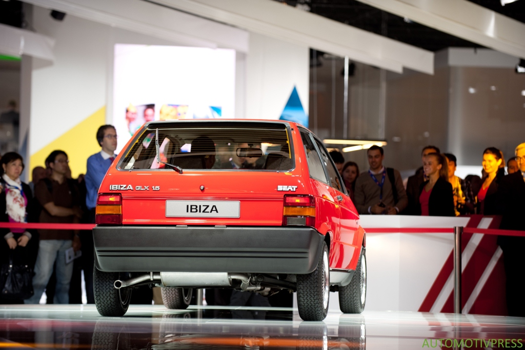 Seat Ibiza 1 (1989)