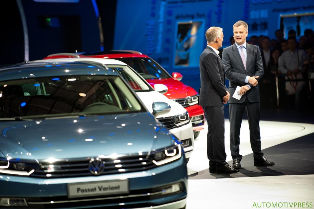 Volkswagen Passat - Didier Deschamps