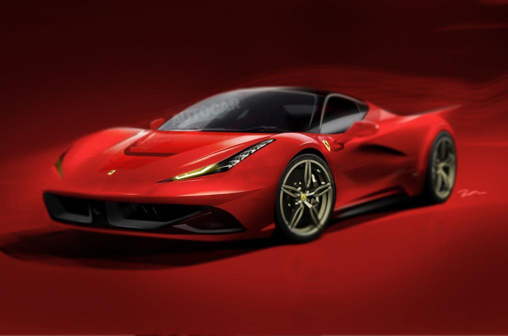 """Ferrari 458 T """"project 142M"""""""