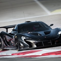 McLaren P1 GTR : En tests de développements à Barhein