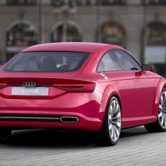 Audi TT Sportback Concept : Un coupé… 5 portes !