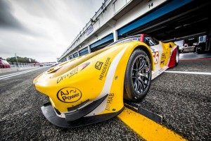 JMW Motorsport - Ferrari 458 Italia - ELMS GTE Estoril 2014