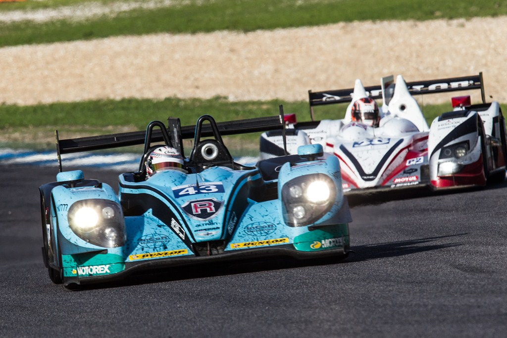 Newblood by Morand Racing - Morgan-Judd - ELMS Estoril 2014
