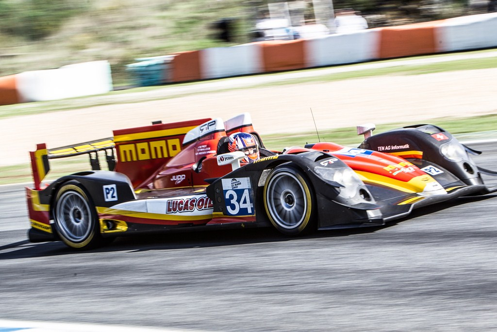 Race Performance - Oreca-03R Judd -  ELMS Estoril 2014
