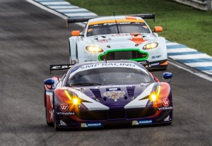 SMP Racing - Ferrari 458 Italia - ELMS GTE Estoril 2014