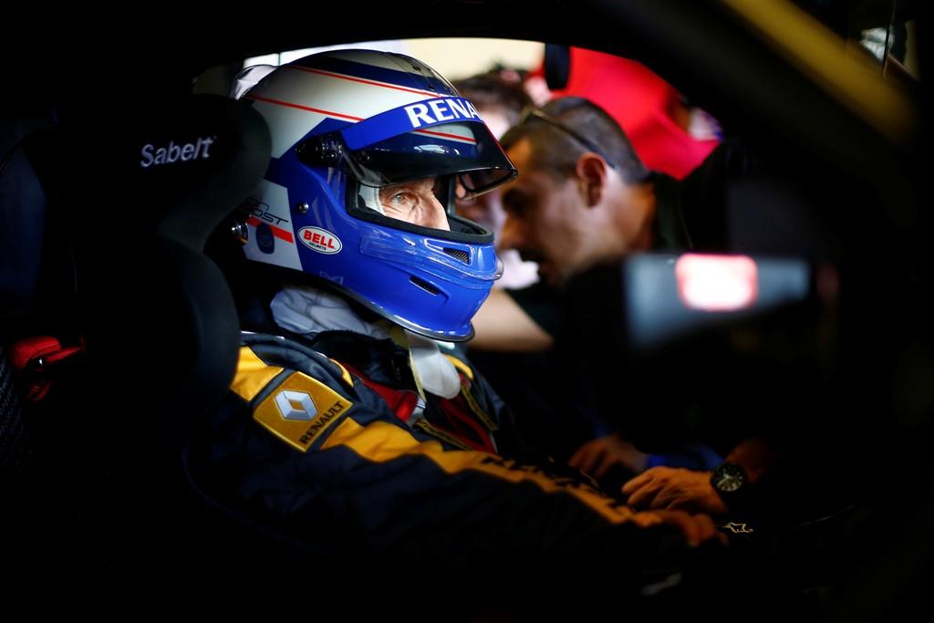 Renault Sport R.S. 01 - Circuit de Jerez - Alain Prost