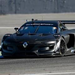 Renault Sport R.S. 01 : Premiers tours de roues à Jerez