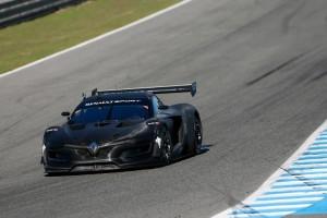 Renault Sport R.S. 01 - Circuit de Jerez