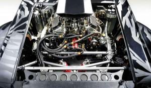 Ken Block Gymkhana - Hoonicorn - Ford Mustang série 1