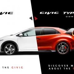 Honda Civic Type R : Vidéo teaseR inteRactive !