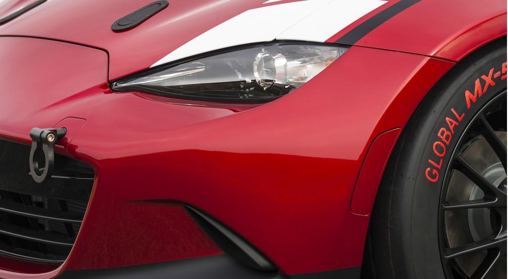 Mazda Global MX-5 Cup 2016 - Sema Show 2014
