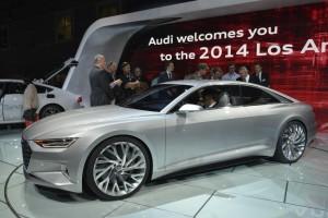 Audi Prologue - Los Angeles Auto Show 2014