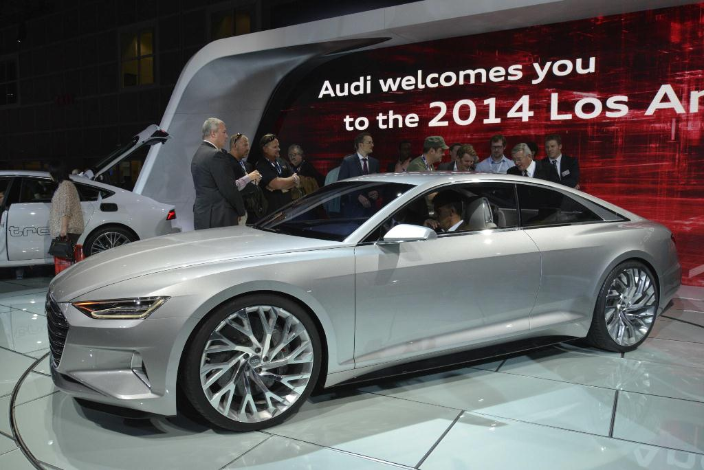 Audi Prologue - Los Angeles Auto Show 2014