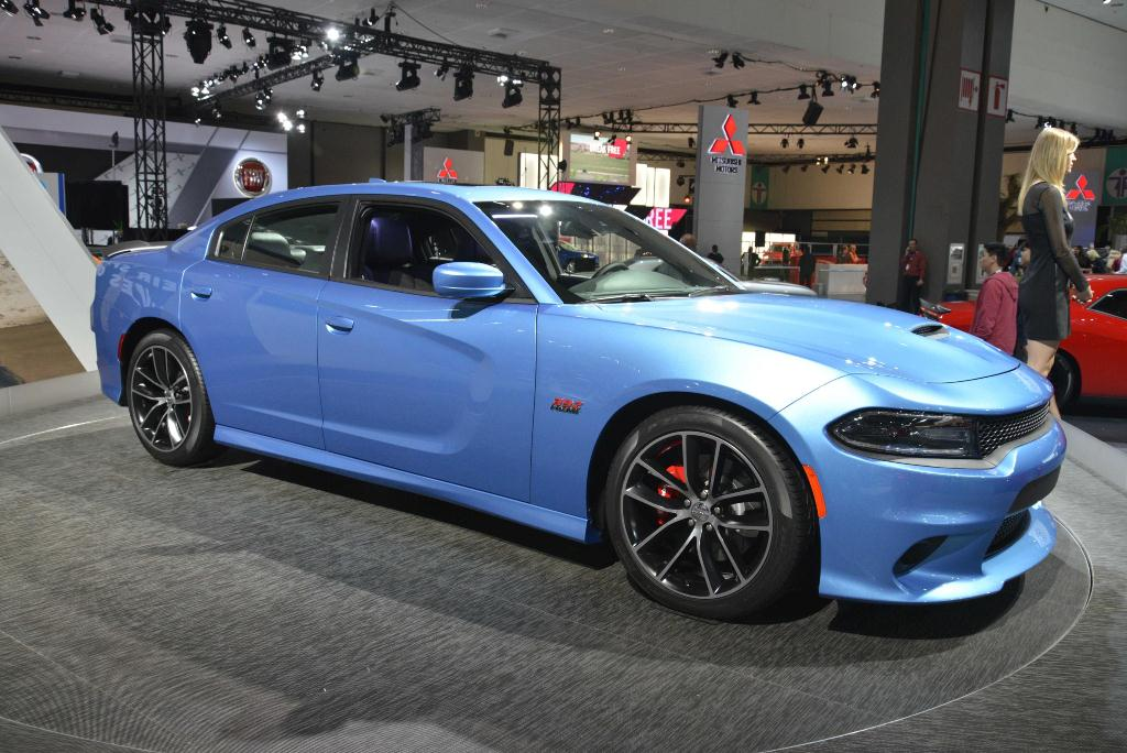 Dodge Charger 392 SRT - Los Angeles Auto Show 2014