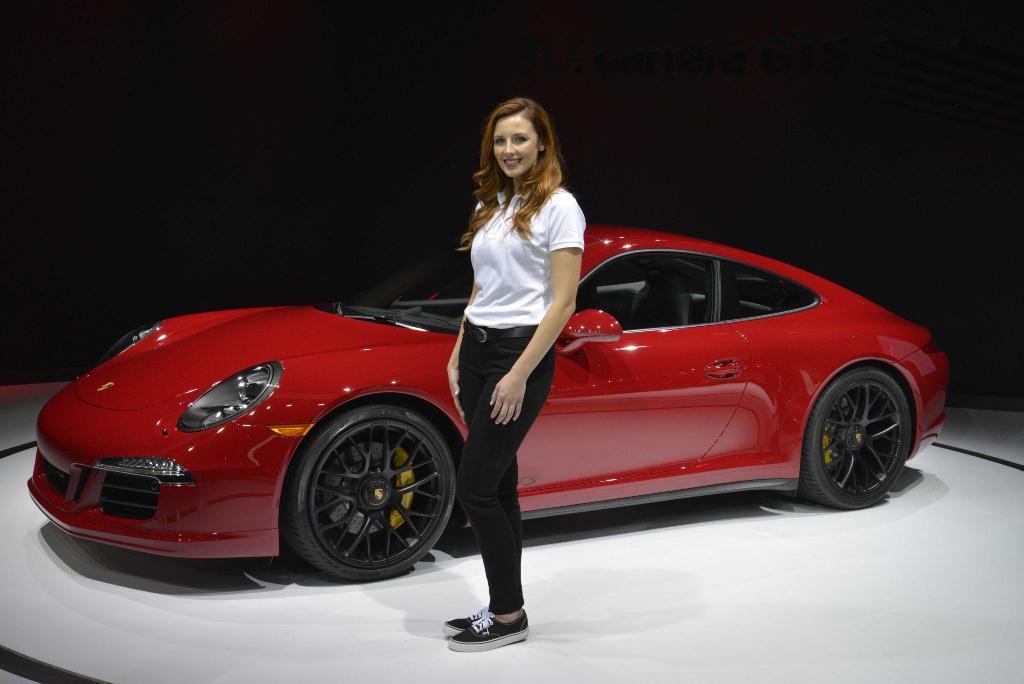 Porsche 911 GTS - Los Angeles Auto Show 2014