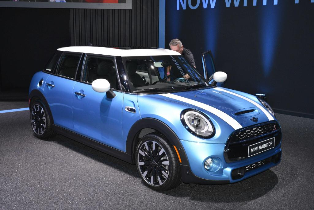 Mini - Los Angeles Auto Show 2014