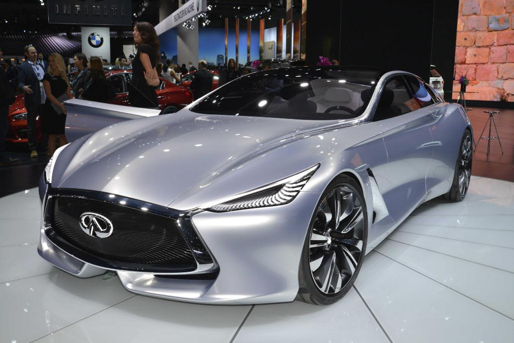 Infiniti Q80 Inspiration Concept - Los Angeles Auto Show 2014