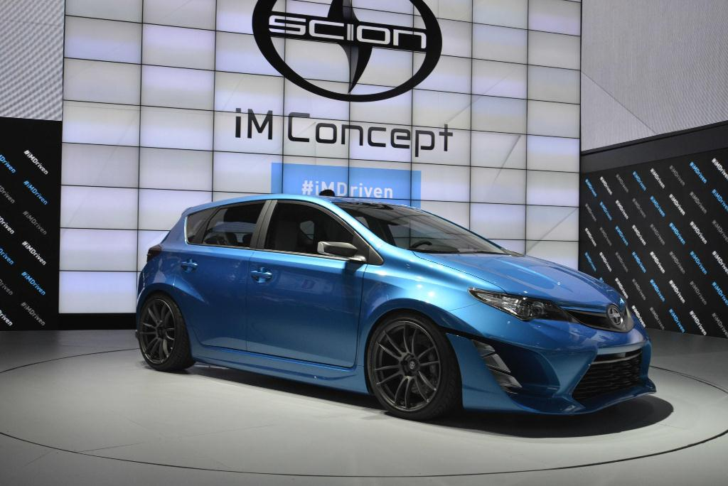 Scion iM Concept - Los Angeles Auto Show 2014