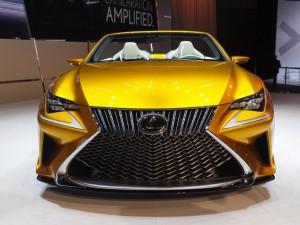Lexus LF-C2 - Los Angeles Auto Show 2014