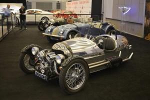 Morgan - Los Angeles Auto Show 2014