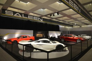 Saleen - Los Angeles Auto Show 2014