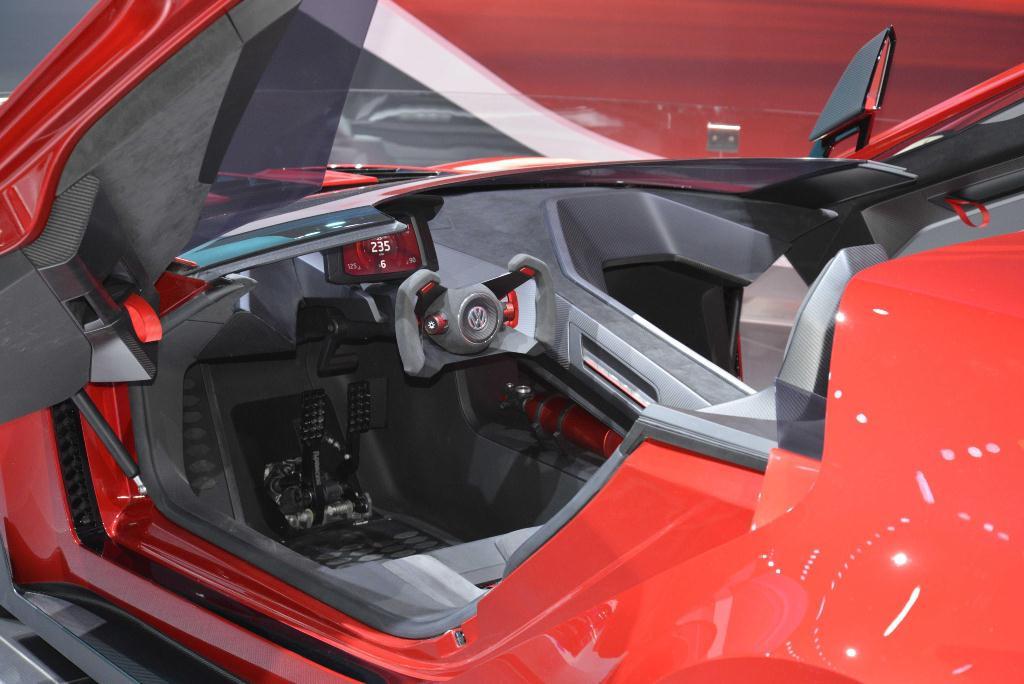 Volkswagen Golf GTi Roadster Concept Gran Turismo - Los Angeles Auto Show 2014