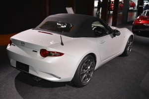 Mazda MX-5 - Los Angeles Auto Show 2014