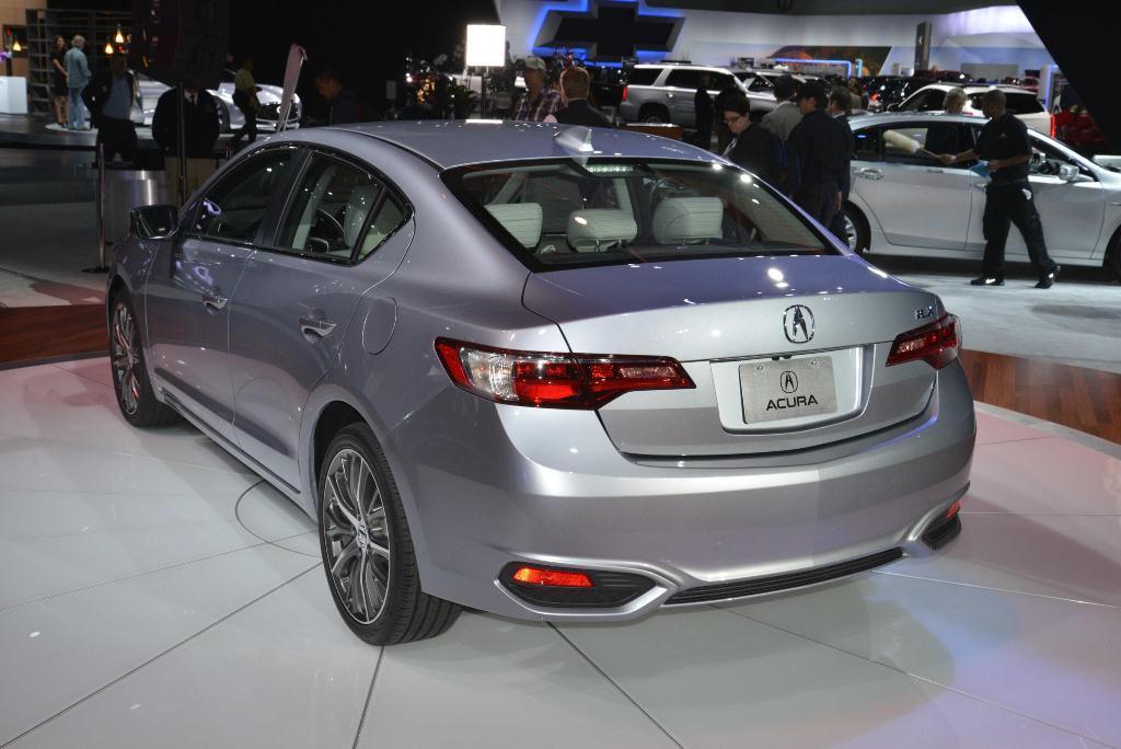 Acura iLX - Los Angeles Auto Show 2014