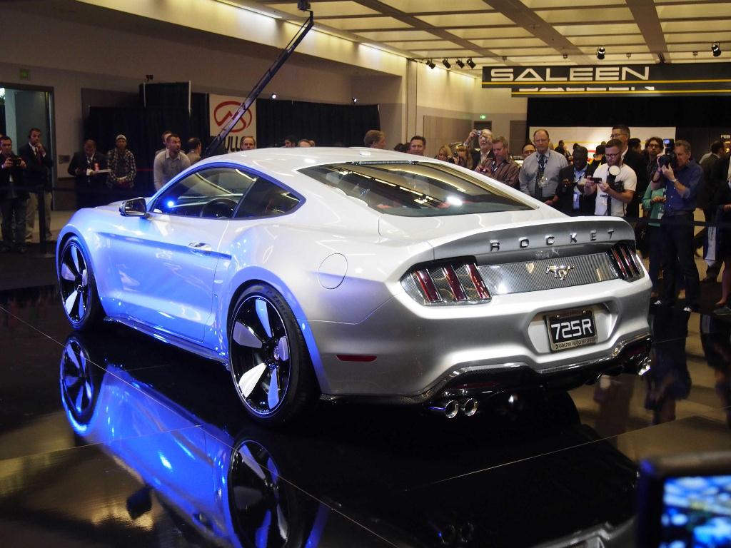 Fisker Rocket - Los Angeles Auto Show 2014