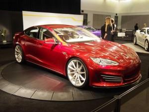 Saleen - Los Angeles Auto Show 2014