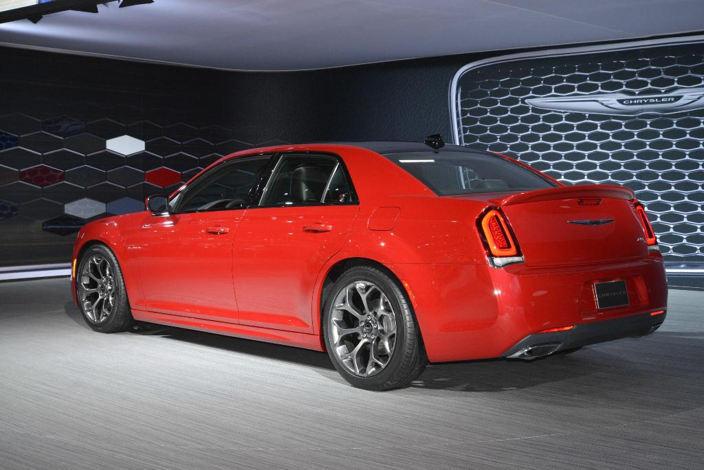 Chrysler 300C - Los Angeles Auto Show 2014