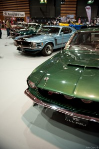 Ford Mustang - Epoqu'Auto 2014