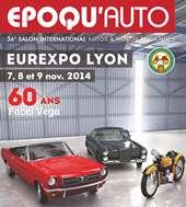 Retrouvez nos articles sur Epoqu'Auto 2014 à Lyon / See our articles on the Lyon Classic Motorshow 2014