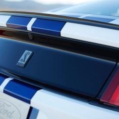 Ford Mustang : La Shelby GT350 présentée à Los Angeles