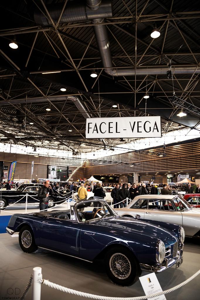 Facel Vega - Epoqu'Auto 2014