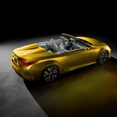 Lexus LF-C2 Concept : Doit-on y voir le RC Roadster ?