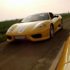 Ferrari 360 Challenge Stradale : The voice