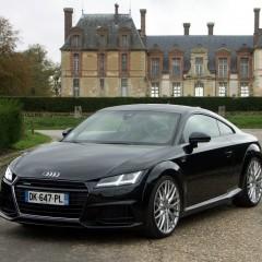 Essai Audi TT 2.0L TFSI 230 ch : Fausse extravertie