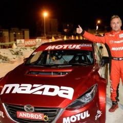 Trophée Andros à l'Alpe d'Huez : le doublé pour Dayraut et Mazda !