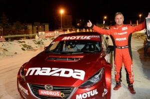 Jean-Philippe Dayraut - Mazda 3