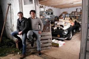 L'incroyable collection oubliée de Roger Baillon - Matthieu Lamourre, directeur d'Artcurial et Pierre Novikoff, spécialiste automobile