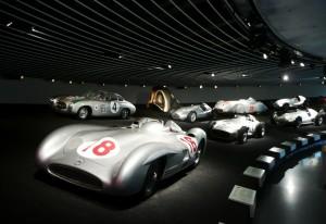 Mercedes Benz Museum - Stuttgart