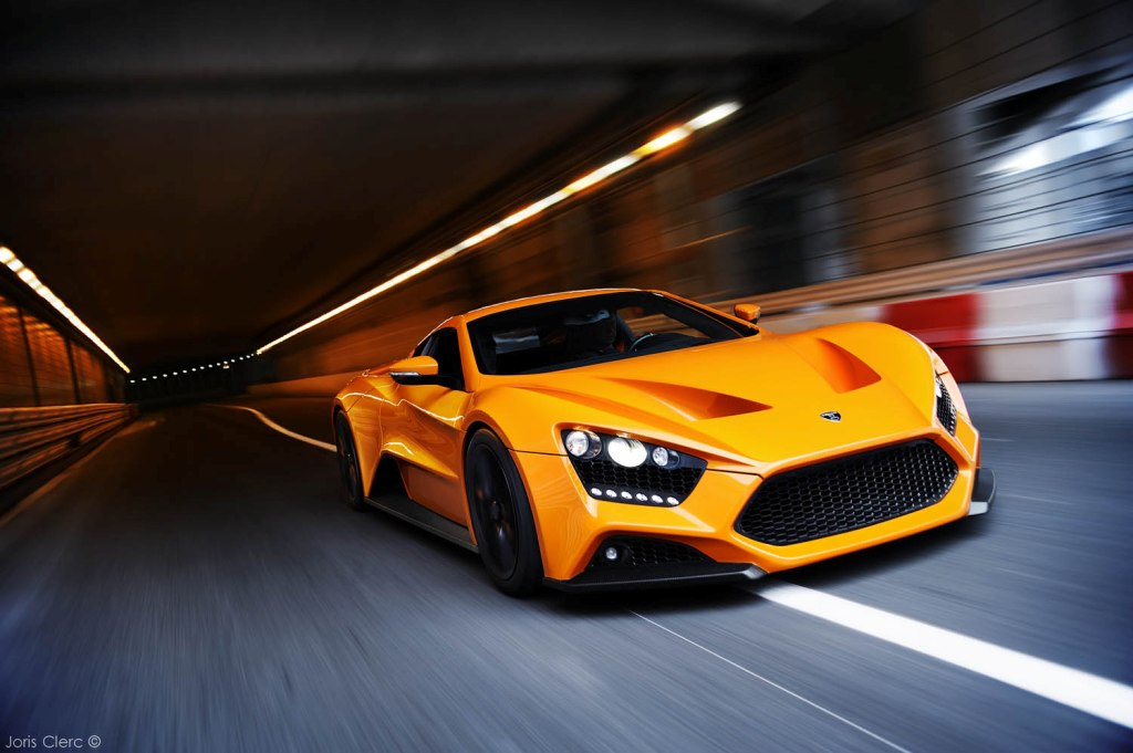 Top Marques Monaco - Zenvo ST1